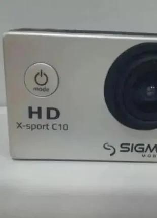 Екшн камера Sigma X-sport C10 відеореєтратор