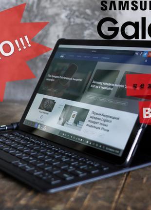 НОВЫЙ Планшет Samsung Galaxy TAB 10.1 4/32 4G + Чехол В ПОДАРОК
