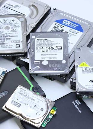Восстановления информации с цифровых носителей