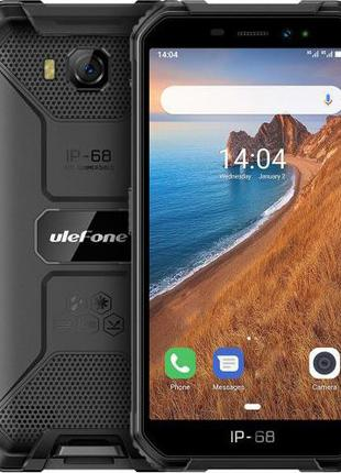 Смартфон Ulefone Armor X6 2/16GB Black