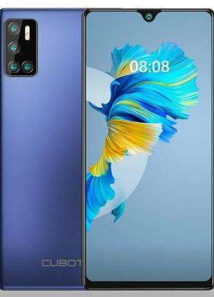 Смартфон Cubot J9 2/16GB Blue