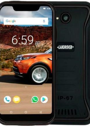 Смартфон Land Rover X3 (Guophone X3) 2/16GB Black