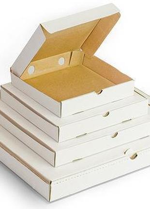 коробка для пиццы ящик упаковка