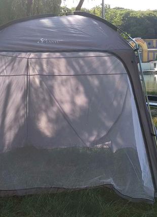 Палатка тент 3м на 3м на 1.20