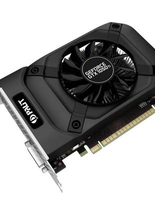 Видеокарта PCIe Nvidia GeForce GTX 1050 Ti 4GB Palit StormX GD...