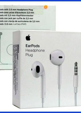 Наушники для iPhone проводные Наушники для apple 3,5 мм Наушники