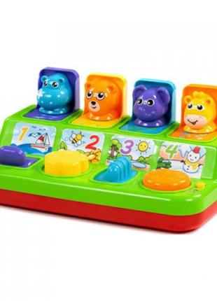 Развивающая игрушка Polesie Игра-сюрприз с эффектами (77066)