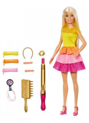 Кукла Barbie Невероятные кудри (GBK24)