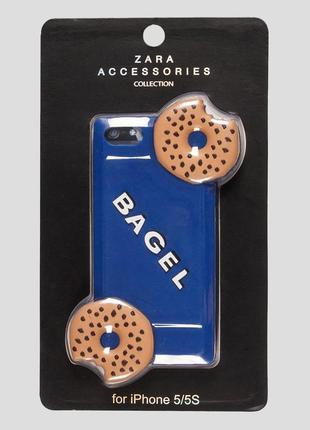 Чехол на iphone 5/5s с пончиками
