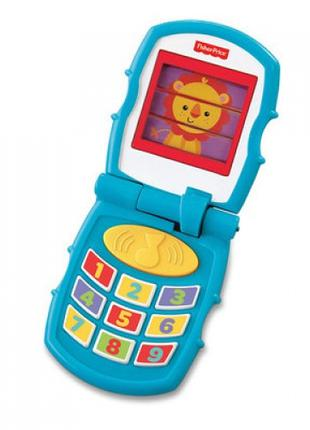 Первый музыкальный телефон Fisher-Price (Y6979)