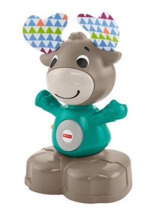 Интерактивная игрушка Fisher-Price Linkimals Музыкальный лось ...