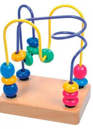 Развивающая игрушка Bino Лабиринт (84163)