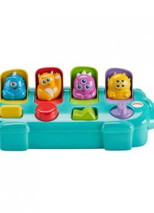 Музыкальная игрушка Fisher-Price Пианино-монстрик (DYM89)