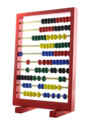Развивающая игрушка Bino Счеты (84109)