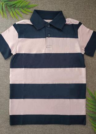 Тенниска поло для мальчика/ поло 2-4 года/ футболка h&m