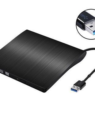 Внешний USB 3.0 DVD-RW CD-RW привод, портативный дисковод, ECD...