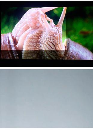 """Ткань светоотражающая 60"""" для проектора, проекционный экран, с..."""