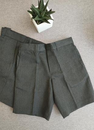 Классические школьные шорты george