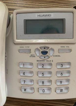 Стационарный телефон стандарта CDMA (оператор  Intertelecom)