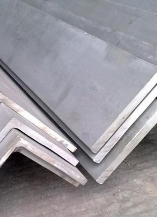 Уголок нержавеющий 30х30х3 мм AISI 304 (08Х18Н10)
