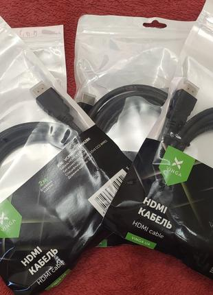 HDMI кабель Vinga 2 метра