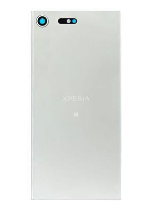 Задняя крышка (панель) для Sony G8141 Xperia XZ Premium (Silver)