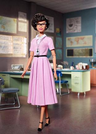 Barbie Inspiring Women Series Katherine Johnson Кетрин Джонсон