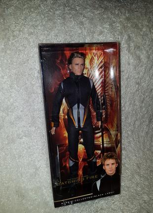 Barbie The Hunger Games Catching Fire Finnick Голодные игры Финни