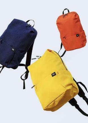Рюкзак Xiaomi Mi Colorful Small Backpack 10 л