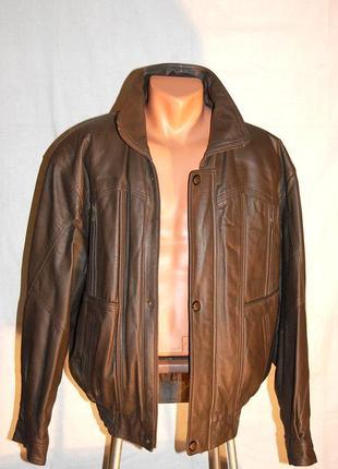 Куртка кожаная р.xl original