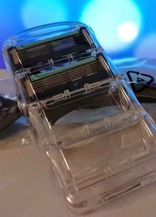 Новый Gillette Fusion Proglide + 2 картриджа. Оригинал США