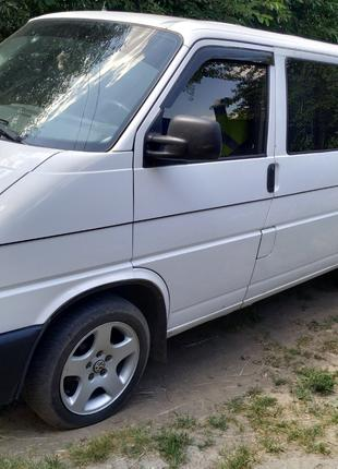 Поездки по области и Украине на VW t4