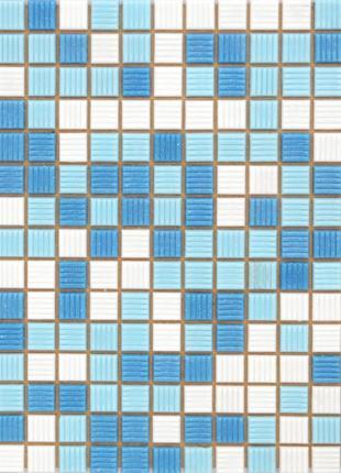 Мозаика стеклянная плитка GLmix