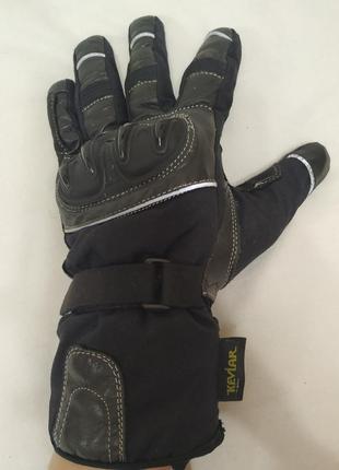"Мотоперчатки ""kevlar""thinsulate. размер-9(l) отличные!!!"