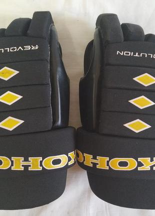 "Перчатки хоккейные ""koho""150"