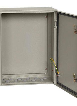 Корпус металлический IEK ЩМП-1-0 74 У2 IP54 395х310х220 мм