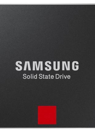 SSD накопитель Samsung 850 PRO 256GB (MZ-7KE256) Б/У