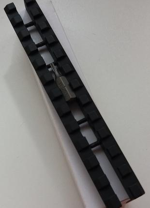 Планка Вівер на ТОЗ-34  ИЖ-27  МР-153  МЦ-2112  Beretta  Altai