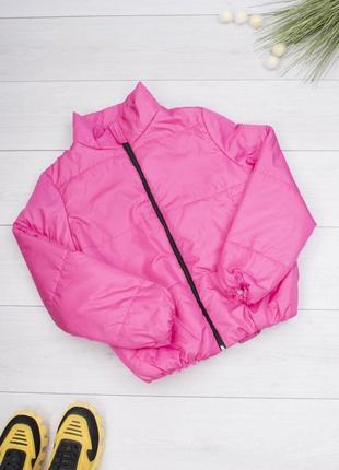Женская  куртка без капюшона