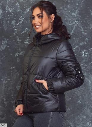 Женская куртка большой размер