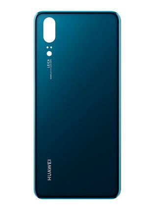 Задняя крышка для Huawei P20 (Blue) Original PRC