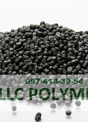 Вторичный ПС полистирол, вторичный полипропилен ПП, трубный ПЕ, П