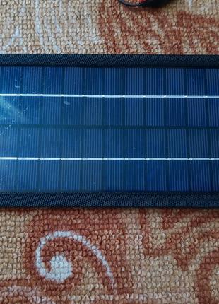 Солнечная панель 12 вольт 5 А