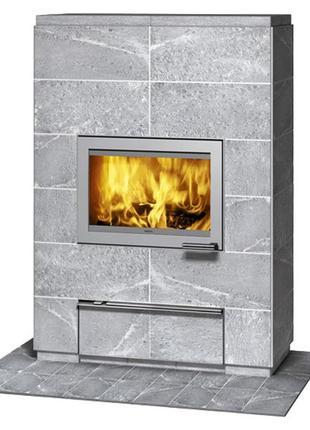 Теплоаккумулирующая печь-камин VALKIA