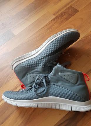 Беговые кроссовки nike free 3.0