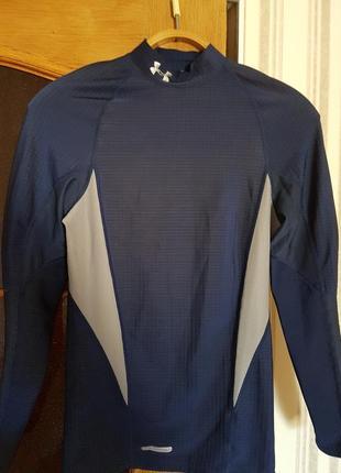 Компрессионая спортивная кофта under armour
