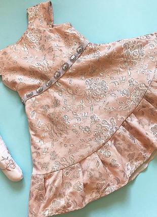 Платье для девочки, 3-4 года