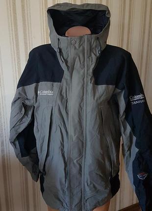 Фирменная осенняя курточка columbia