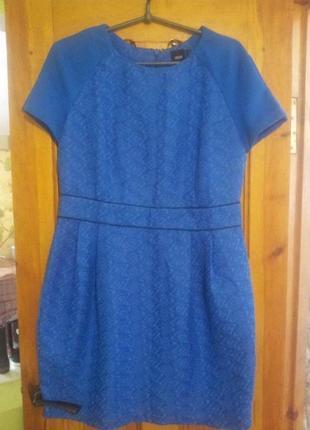 Платье жаккардовое от asos
