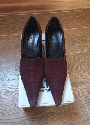 Бошьшие размеры женской обуви
